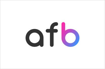 無駄がなく高い広告効果、「afb」